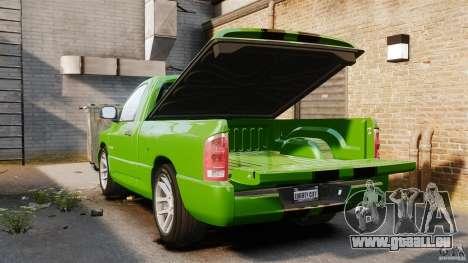 Dodge Ram SRT-10 2006 EPM pour GTA 4 est un côté