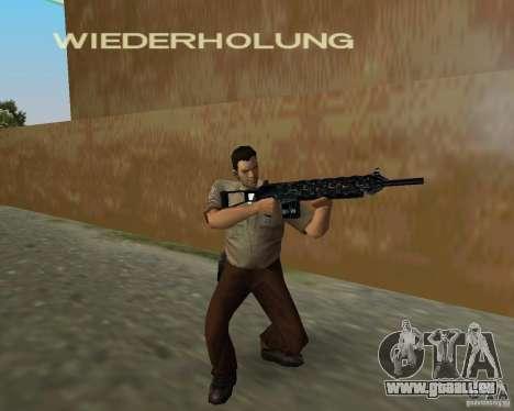 Pak Waffen von s.t.a.l.k.e.r. für GTA Vice City fünften Screenshot
