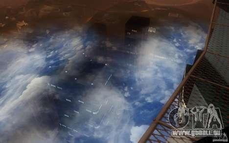 Real Sky Efects für GTA San Andreas zweiten Screenshot