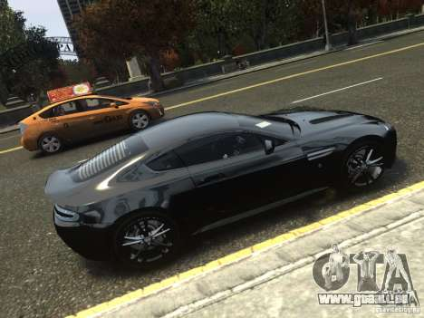 Aston Martin V12 Vantage 2010 V.2.0 für GTA 4 linke Ansicht