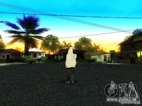 New ColorMod Realistic pour GTA San Andreas deuxième écran