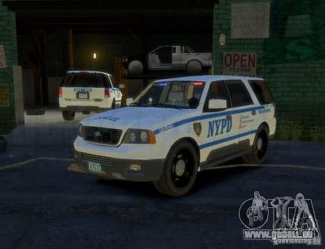 Ford Expedition Truck Enforcement für GTA 4