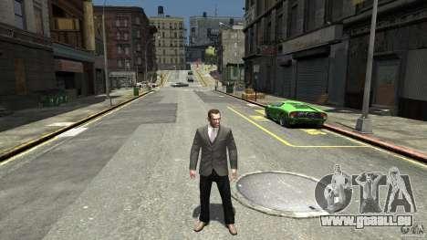 Jean noir pour GTA 4