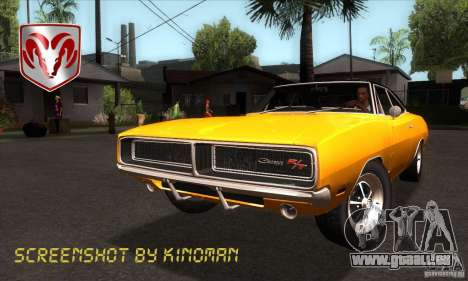Dodge Charger RT 1969 für GTA San Andreas
