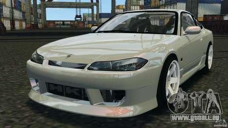 Nissan Silvia S15 Drift pour GTA 4