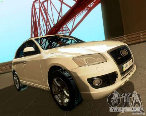 Audi Q5 pour GTA San Andreas vue de côté