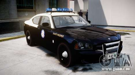 Dodge Charger Florida Highway Patrol [ELS] pour GTA 4