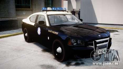 Dodge Charger Florida Highway Patrol [ELS] pour GTA 4