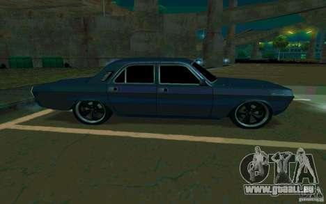 GAZ Volga 24 v2 (Beta) für GTA San Andreas rechten Ansicht