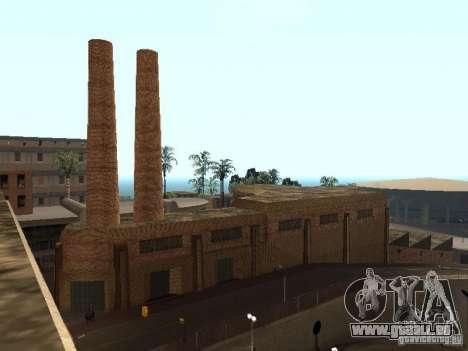 Neue Texturen in Los Santos für GTA San Andreas