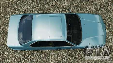 BMW E34 V8 540i für GTA 4 rechte Ansicht