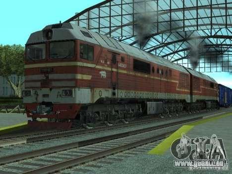 2TÈ121-023 für GTA San Andreas