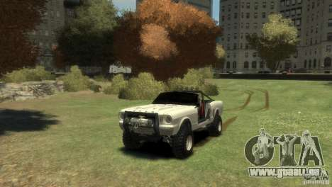 Ford Mustang Sandroadster 1.0 für GTA 4