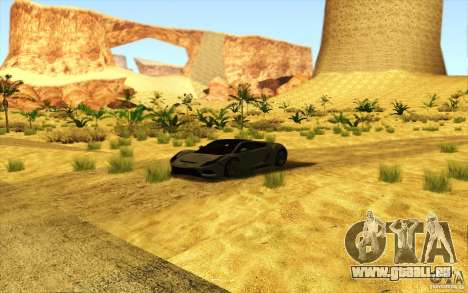ENBSeries HD für GTA San Andreas sechsten Screenshot