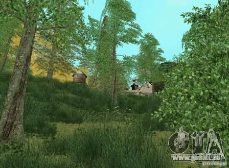 Project Oblivion 2007 für GTA San Andreas