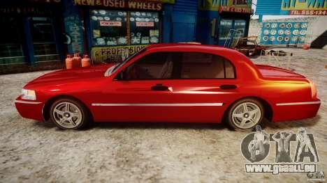 Lincoln Town Car 2003 für GTA 4 linke Ansicht