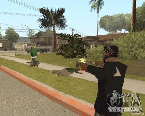 Mark and Execute pour GTA San Andreas cinquième écran