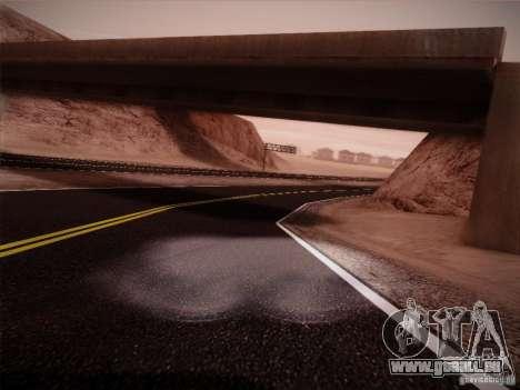New Roads v1.0 für GTA San Andreas zweiten Screenshot