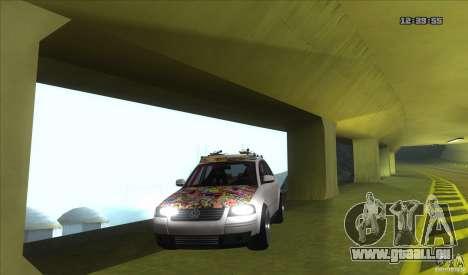 Volkswagen Passat B5.5 JDM pour GTA San Andreas