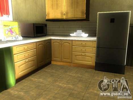 Neue Startseite CJ für GTA San Andreas fünften Screenshot