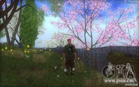Spring Season pour GTA San Andreas