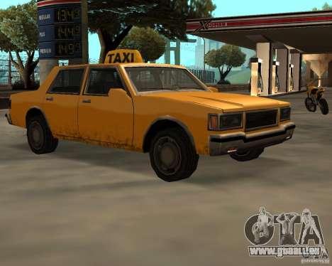 LV Taxi für GTA San Andreas
