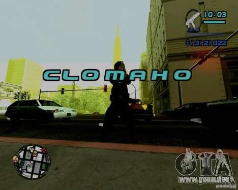 Not ENB für GTA San Andreas neunten Screenshot