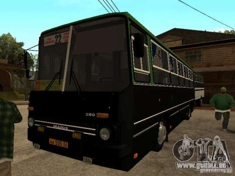 IKARUS 280 33M pour GTA San Andreas