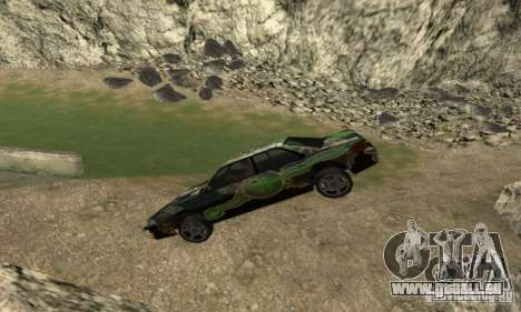 Zamedlenie Time pour GTA San Andreas deuxième écran
