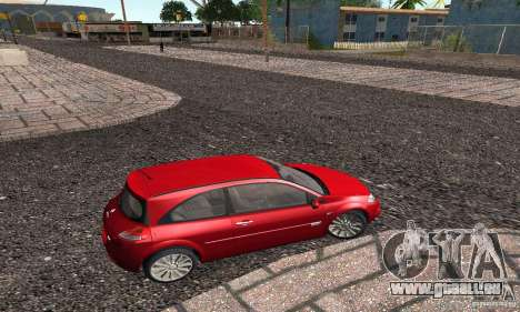 New Groove pour GTA San Andreas troisième écran