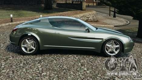 Daewoo Bucrane Concept 1995 pour GTA 4 est une gauche