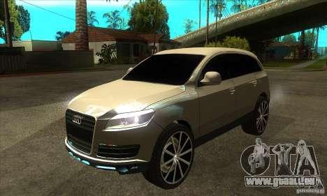 Audi Q7 v2.0 für GTA San Andreas
