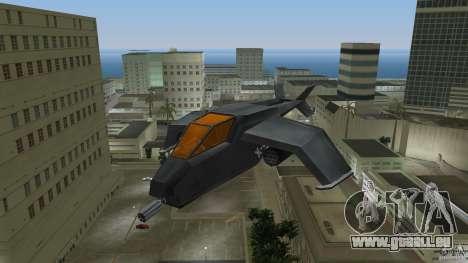 X-304 Gunship für GTA Vice City