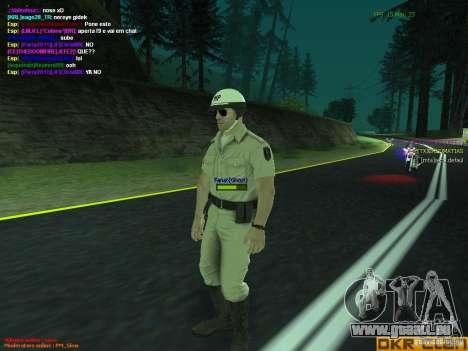 HQ texture for MP pour GTA San Andreas deuxième écran