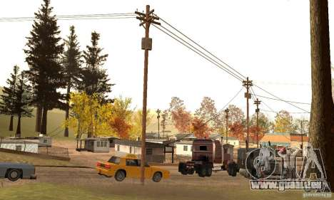 Autumn Mod v3.5Lite pour GTA San Andreas