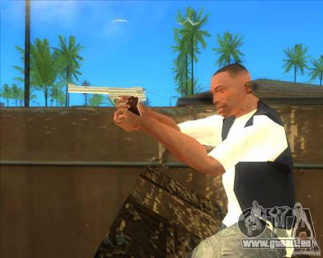 .44 Automag from TBOGT pour GTA San Andreas