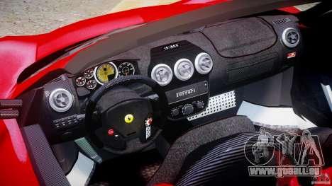 Ferrari F430 Scuderia Spider für GTA 4 rechte Ansicht