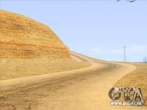 HQ Country Desert v1.3 pour GTA San Andreas huitième écran