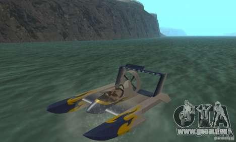 Hydrofoam pour GTA San Andreas