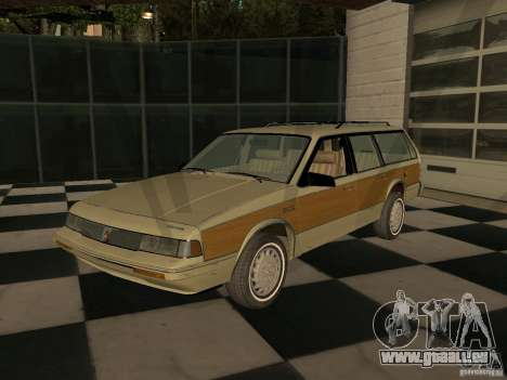 Oldsmobile Cutlass Cruiser 1993 für GTA San Andreas