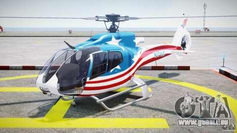 Eurocopter EC 130 B4 USA Theme pour GTA 4