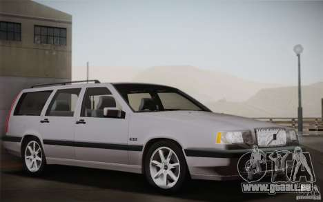 Volvo 850 Estate Turbo 1994 pour GTA San Andreas