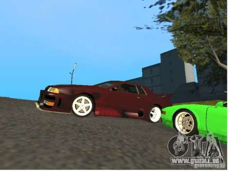 Deluxo Wheels Mod pour GTA San Andreas