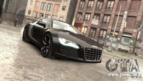 Audi R8 V10 2010 [EPM] für GTA 4 Seitenansicht