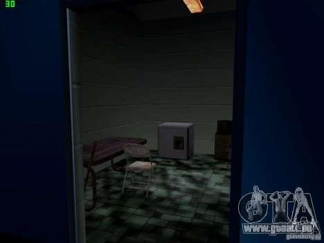 Bankraub für GTA San Andreas dritten Screenshot