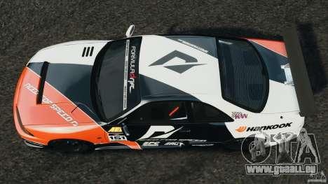 Nissan Skyline GT-R (R33) v1.0 pour GTA 4 est un droit