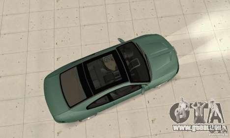 Vauxhall Monaro VXR Open SKY 2004 pour GTA San Andreas vue de droite