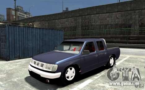 Nissan Pickup V 2005 pour GTA 4