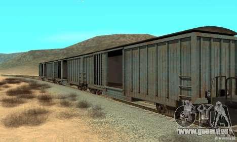 Wagon für GTA San Andreas