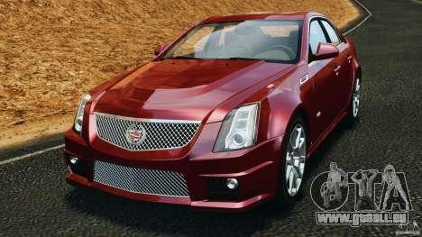 Cadillac CTS-V 2009 für GTA 4